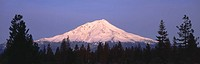 Sunrise at Mount Shasta