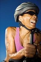 Female Triathlete