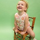 Cheerful Baby Girl (thumbnail)