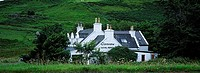 Scottish country hotel