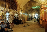 The bazar of Isfahan, Iran 2005