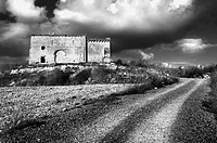 San Martin chapel. Viana. Navarra. Spain.