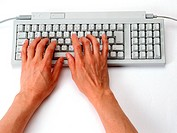 Keyboard and Hand
