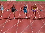 Short Distance Race