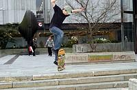 slovenia, ljubljana, young skaters