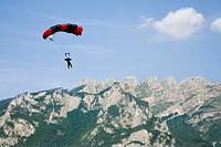 italy, lombardia, lecco, monte resegone, paragliding, cornizzolo cup, international open italia 2006