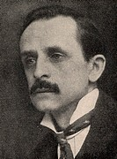 James Matthew JM Barrie 1860-1937 Scottish playwright and novelist, born at Kirriemuir, Angus, Scotland  ´Quality Street´ 1901, ´Peter Pan´ 1904, ´Wha...