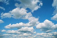 Environment & nature, Sky, Cumulus clouds,