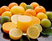 Citrus fruits juice