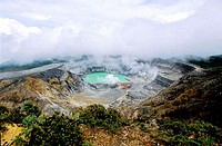 Costa Rica, Poas Volcano National Park (thumbnail)