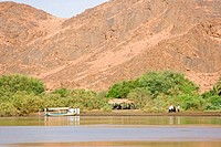 Sudan, The Sixth Cataract of the Nile