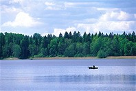 Estonia, lake of Kuremaa (thumbnail)