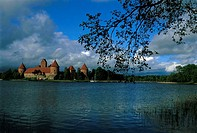 Lithuania, castle of Trakai