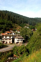 Bulgaria, Rhodope Mountains Region, Shiroka Laka