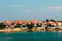 Bulgaria, Sozopol, shores of the Black Sea