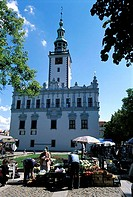 Poland, Chelmno, City hall
