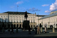 Poland, Wasaw, the Cabinet Headquarters