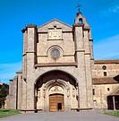 Royal Monastery of Santo Tomás (15th century), Avila. Castilla-Leon, Spain