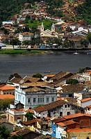 Paraguaçu River. Bahia, Brazil.
