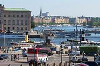 Sweden, Stockholm, Strandvaegan