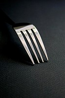 Fork, close-up