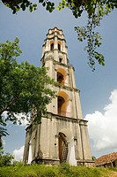 Manaca Iznaga tower. Trinidad. Sancti Sp&#237;ritus province, Cuba