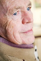 Portrait of an elderly man (thumbnail)