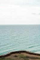 Spain, Fuerteventura, ocean view