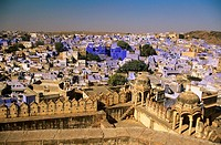 Jodhpur old city