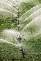 Irrigation in BC