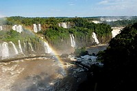 Devil's Throat, Iguazu Falls. Argentina
