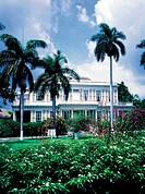 Jamaica, Kingston, Devon house