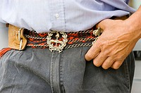 Argentinian Gaucho Belt