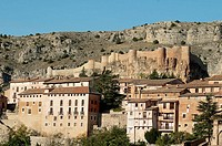 Albarracin. Teruel province, Aragon, Spain