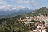 Italy, Sicily, Taormina, Convent of San Domenic