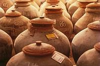 Ayurvedic medicine store in Earthen pot