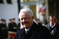 Jelzin, Boris Nikolajewitsch, 1 2 1931 - 23 4 2007, russ Politiker, Portrait, Staatspräsident der Russischen Föderation, 1991-1999, 2 4 1996, Politik,...
