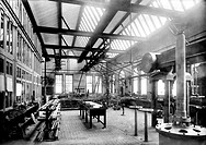 Manchester, Owens College Engineering Laboratory 1895