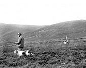 Glen Turret, Grouse Shooting 1900