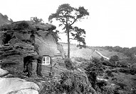 Kinver, Rock House 1931