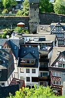 Germany, Rhineland Palatinate, Moselle River Valley. Cochem.