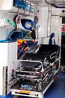 Ambulance Vehicle Equipment