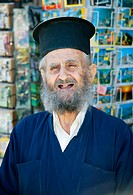Greek Orthodox Priest, Limassol, Cyprus