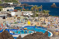 Swimming and recreation area, Funchal, Madeira