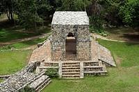 Mayan ruins, Ek-Balam, Mexico.