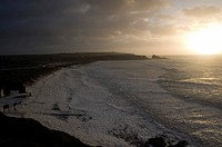 Stormy Seas, Bunmahon Cove, Co Waterford, Ireland