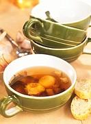 Pancut Majorcan garlic soup
