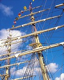 Sailing, Tall Ships Mast,