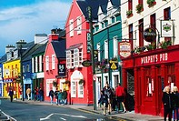 Co Kerry, Dingle Town