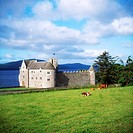 Co Leitrim, Parkes Castle, Lough Gill,